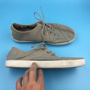 Toms Classic Sneaker Shoes DR00355 Sz 10.5